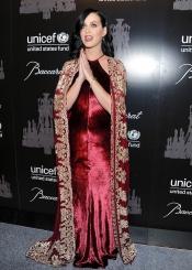 Katy Perry, al más puro estilo Bollywood
