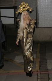 Lady Gaga, la estrella fugaz de la navidad