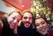 Sonia Walls y Kristian de GH 14 celebran la Navidad con los seres más queridos