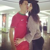 El beso con sabor a cera de Irina Shayk