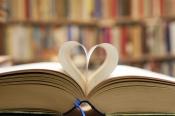 Un poema es la mejor y a veces única forma de expresar el amor