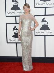 Taylor Swift, tan elegante como siempre en los Grammy 2014