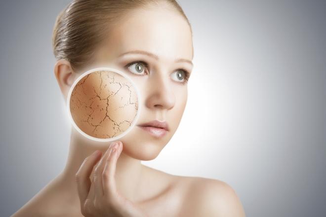 Una piel seca resta luminosidad y suavidad a nuestro cuerpo