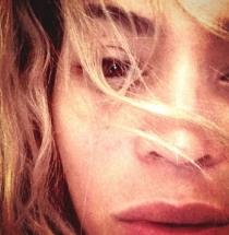Beyoncé, sin maquillaje: su look de recién levantada