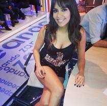 Cristina Pedroche se atreve con looks sensuales hasta en el trabajo