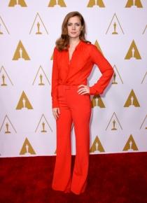 Amy Adams, nominada a Mejor Actriz por 'American Hustle'