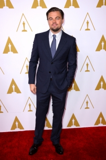 Leonardo DiCaprio, nominado a Mejor Actor por 'The Wolf of Wall Street'