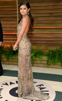 Selena Gomez, la más guapa en la fiesta posterior a los Oscars 2014
