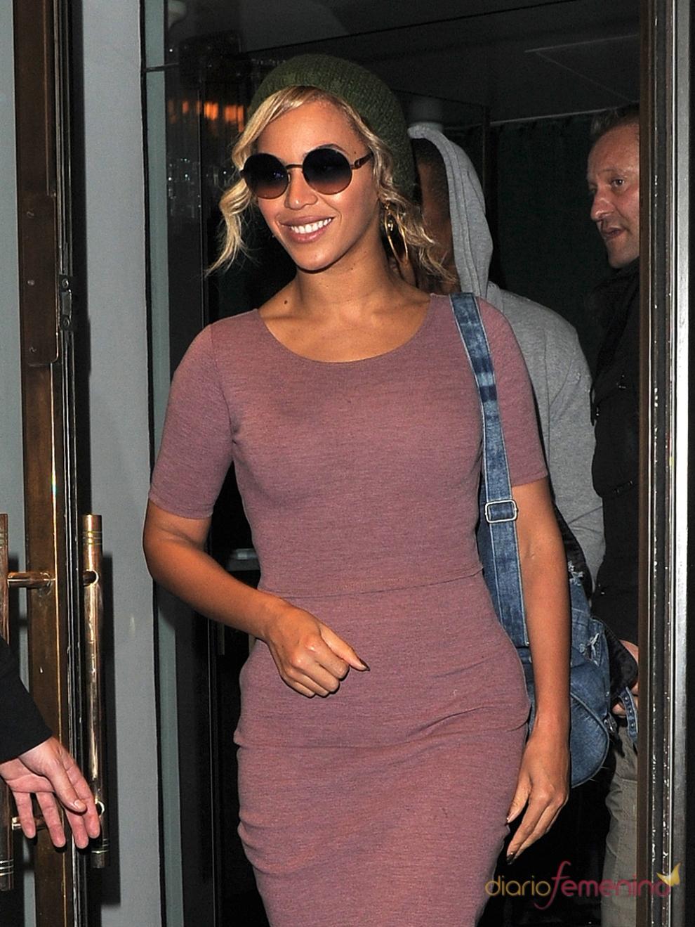 Beyoncé, de cena romántica con Jay-Z