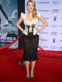 Scarlett Johansson, ¿dónde está su tripita de embarazada?