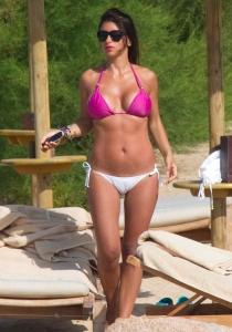Daniella Semaan, la explosiva novia de Cesc Fàbregas