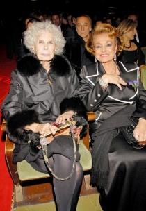 Carmen Sevilla y la Duquesa de Alba, dos mujeres amantes del baile