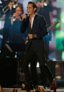 Marc Anthony, el gran triunfador de los Latin Billboard 2014