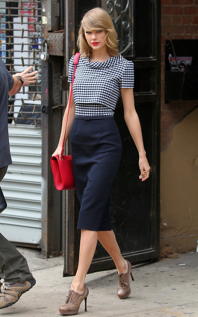 Taylor Swift, la cantante hipster se vuelve pija