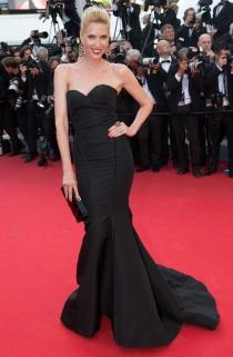 Judit Mascó pone la elegancia en Cannes 2014