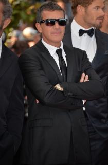 Antonio Banderas, uno de los veteranos del Festival de Cannes