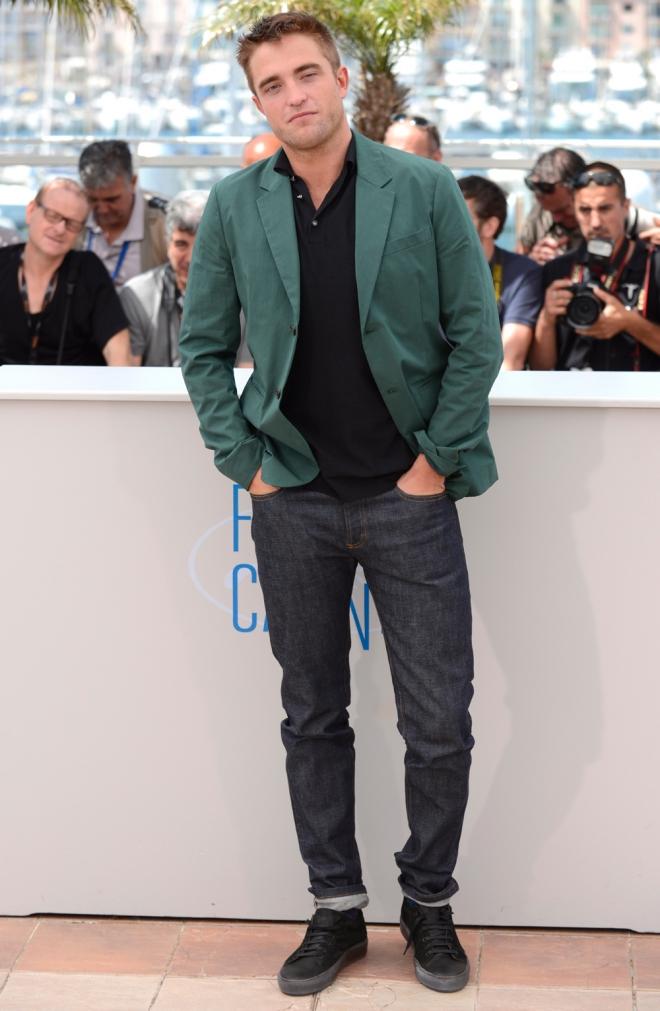 Robert Pattinson, el actor más sexy del festival de Cannes 2014