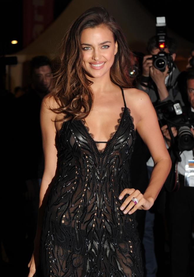 Irina Shayk, con el vestido más sexy de Cannes 2014
