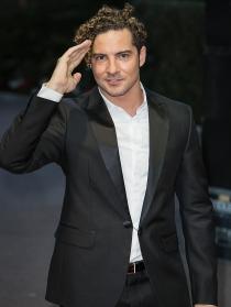 David Bisbal, el único representante español en los World Music Awards