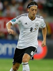 Mesut Özil, la esperanza alemana para hacerse con el Mundial 2014