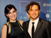 David Bisbal y María Valverde, en la presentación del videoclip de 'Tu y Yo'