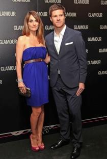Nagore Aramburu y Xabi Alonso, la pareja más consolidada del fútbol español