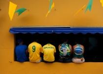 Brasil, un país volcado con el Mundial