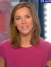 Mélissa Theuriau, la presentadora francesa más guapa