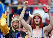 Astérix y Obélix no faltaron a la primera victoria de Francia en el Mundial 2014