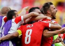 Suiza comenzó el Mundial de Brasil venciendo a Ecuador en el último minuto