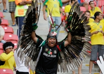 La hinchada más fiel de México