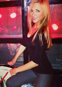 Laia Grassi, novia del chileno Alexis Sánchez