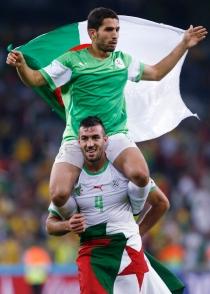 Argelia ha hecho historia en el Mundial 2014