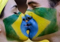 El lado más romántico del Mundial de Brasil 2014