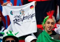 Argelia no pudo tener su venganza deseada contra Alemania
