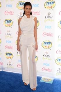 Kendall Jenner, la mejor de las Kardashian en los Teen Choice Awards 2014