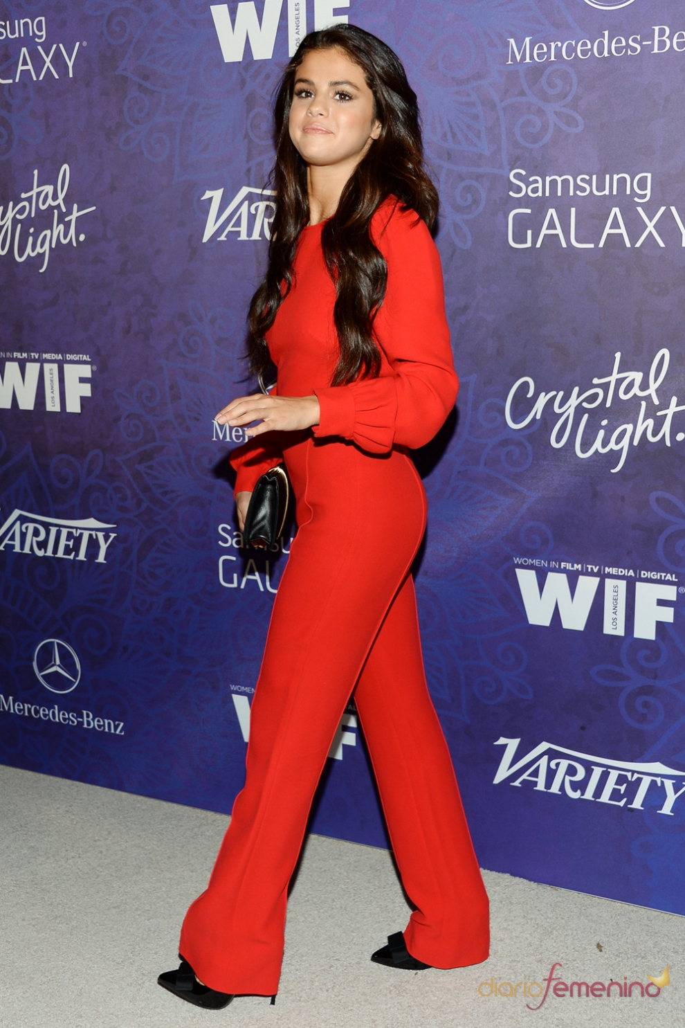 Selena Gomez, con el look menos acertado de la fiesta previa a los Emmy 2014