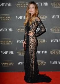 El look de Blanca Suárez en el Festival de Cine de Venecia