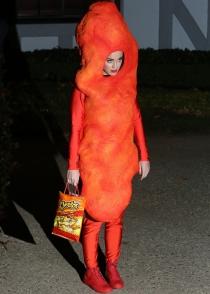 El apetitoso disfraz de Katy Perry para Halloween