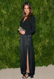 El look de Alessandra Ambrosio en los premios CFDA Vogue Fashion 2014