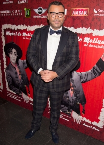 Jorge Javier Vázquez, productor de 'Miguel de Molina al desnudo'