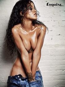 La imagen más caliente de Rihanna