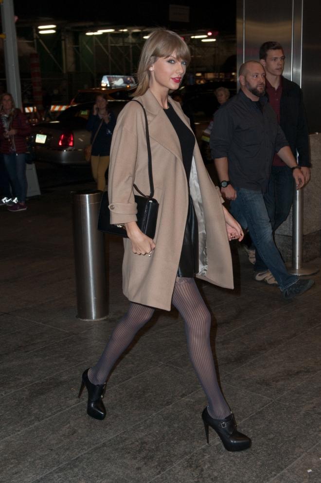 Taylor Swift, la neoyorkina más elegante