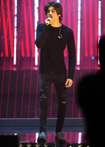 Zayn Malik, el seguno cantante de One Direction con el pelo largo