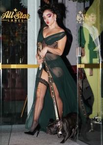 Lady Gaga, tan ridícula como provocativa