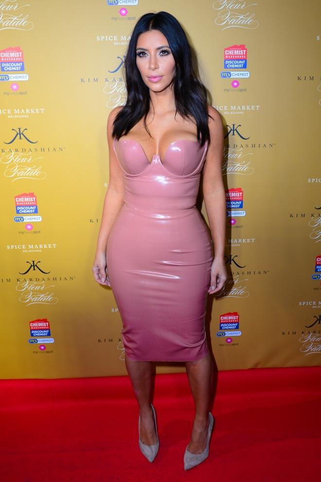 Las excentricidades de Kim Kardashian: una boda de auténtico lujo