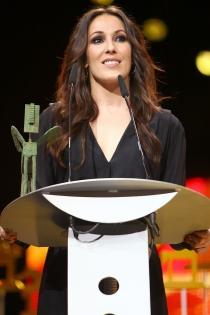 Malú, en la gala de los Premios Ondas 2014