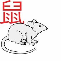 El signo de la rata en el Horóscopo Chino