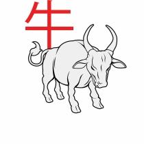 El signo del buey en el horóscopo chino