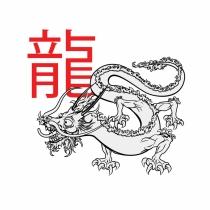 El signo del dragón en el horóscopo chino
